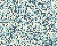 Blauw rechthoekpatroon Royalty-vrije Stock Foto