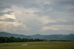 Blauw Ridge Mountains van Virginia Royalty-vrije Stock Afbeelding