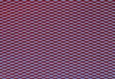 Blauw-rood-textuur Stock Afbeelding