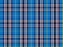Blauw Sarung-Patroon stock foto