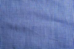 Blauw streepOverhemd Royalty-vrije Stock Afbeelding