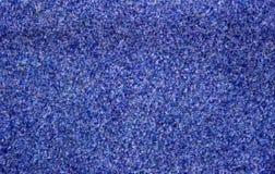 Blauw tapijt Stock Foto