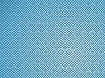 Blauw tapijtwerk. Royalty-vrije Stock Foto's