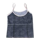 Blauw vest stock foto's