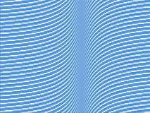 Blauw vlekpatroon Royalty-vrije Stock Afbeeldingen