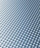 Blauw vlekpatroon stock illustratie