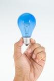 Blauw wolfram royalty-vrije stock fotografie