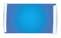 Blauwdruk royalty-vrije stock foto's