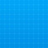 Blauwdrukachtergrond Royalty-vrije Stock Foto's