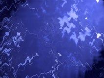 Blauwe abstracte achtergrond stock afbeeldingen