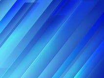Blauwe abstracte achtergrond Stock Fotografie