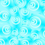 Blauwe Abstracte Achtergrond Stock Foto's