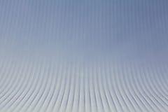Blauwe abstracte achtergrond met lijnen Royalty-vrije Stock Foto