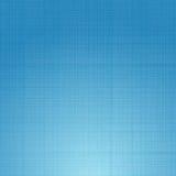 Blauwe Abstracte Canvasachtergrond of Textieltextuur Royalty-vrije Stock Fotografie
