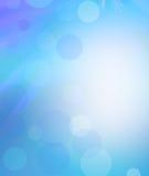 Blauwe abstracte eigentijdse textuurachtergrond Stock Afbeeldingen