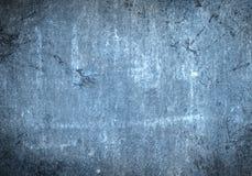 Blauwe Abstracte Grunge-Achtergrond vector illustratie