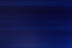 Blauwe abstracte metaalachtergrond Stock Foto's