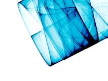 Blauwe abstracte samenstelling Stock Fotografie