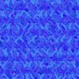 Blauwe abstracte textuur als achtergrond Royalty-vrije Stock Foto