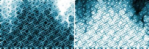 Blauwe abstracte textuur als achtergrond Royalty-vrije Stock Afbeeldingen