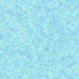 Blauwe abstracte waterverfachtergrond Stock Foto