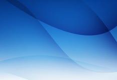 Blauwe achtergrond Royalty-vrije Stock Foto's