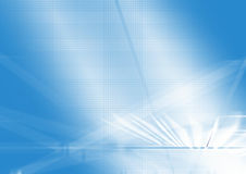 Blauwe achtergrond Royalty-vrije Stock Afbeelding
