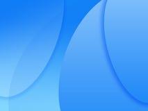 Blauwe achtergrond Royalty-vrije Stock Foto