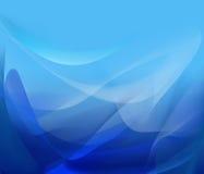 Blauwe achtergrond Stock Foto