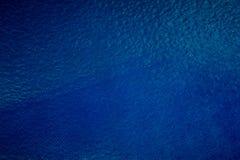 Blauwe achtergrond - fonkelend glas Royalty-vrije Stock Foto's