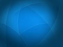 Blauwe achtergrond, grafiek Royalty-vrije Stock Fotografie