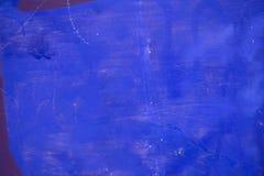 Blauwe achtergrond het schilderen verf 1 stock fotografie