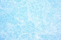Blauwe achtergrond van Ijstextuur Stock Fotografie