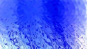 Blauwe achtergrond voor website Duidelijk water royalty-vrije illustratie
