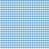 Blauwe & witte stof Royalty-vrije Stock Afbeeldingen