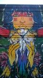 Blauwe Angelique Royalty-vrije Stock Fotografie