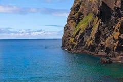 Blauwe Baai stock foto