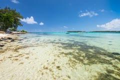 Blauwe Baai Marine Park royalty-vrije stock foto's