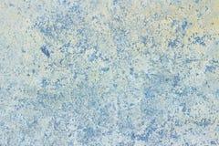 Blauwe bleekgeel Royalty-vrije Stock Afbeeldingen