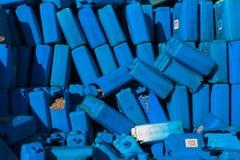 Blauwe blikken royalty-vrije stock afbeeldingen