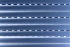 Blauwe blinden Stock Afbeeldingen