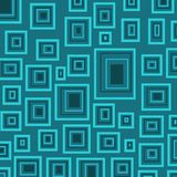 Blauwe blokken royalty-vrije illustratie