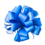 Blauwe boog Royalty-vrije Stock Foto