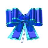 Blauwe Boog Stock Afbeeldingen