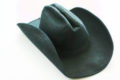 Blauwe cowboyhoed Stock Afbeelding