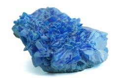 Blauwe crystal2 Stock Foto's