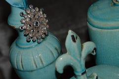 Blauwe dagen Royalty-vrije Stock Foto
