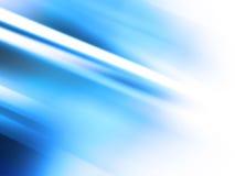 Blauwe dageraad stock illustratie