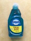 Blauwe Dawn Soap Royalty-vrije Stock Afbeelding