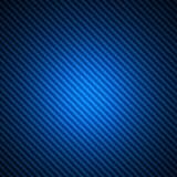 Blauwe de textuurachtergrond van de koolstofvezel Royalty-vrije Stock Fotografie